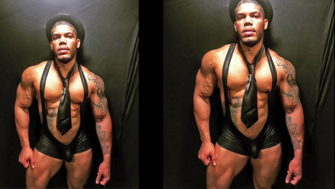 IG's Daddy_fitrd - Thick hung muscle Dominican stripper